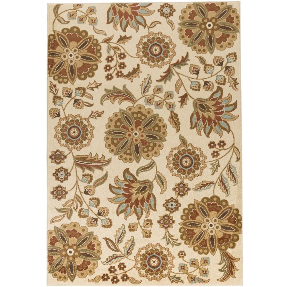 "Surya Rugs Tatil 5'2"" x 7'6"" - Item Number: TTL1014-5276"