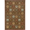 "Surya Rugs Tatil 5'2"" x 7'6"" - Item Number: TTL1019-5276"