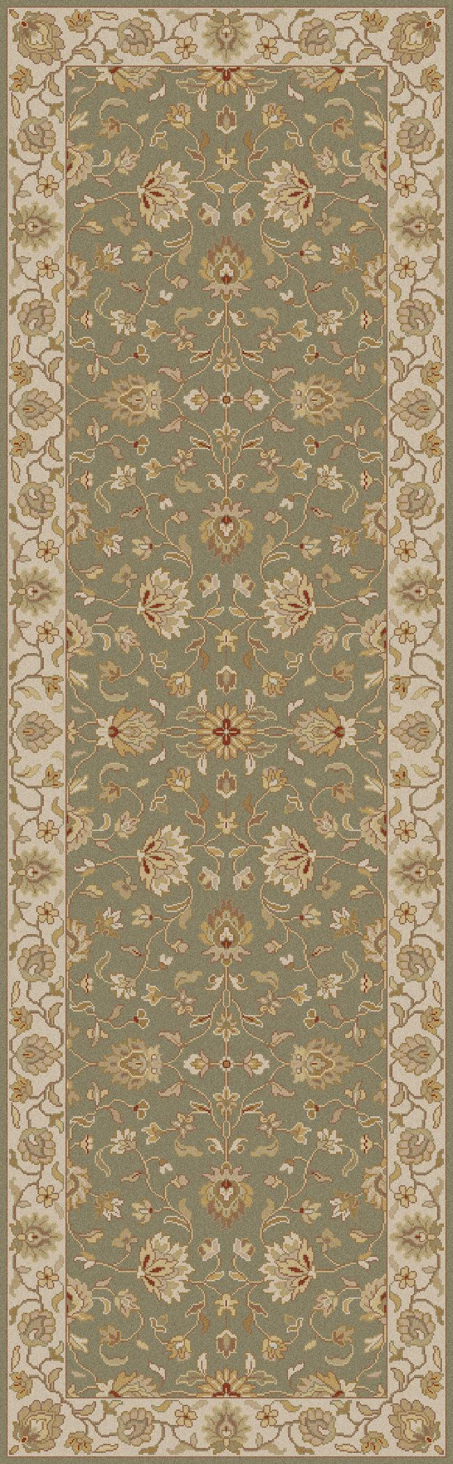 "Surya Rugs Temptress 2'6"" x 8' - Item Number: TMS3000-268"