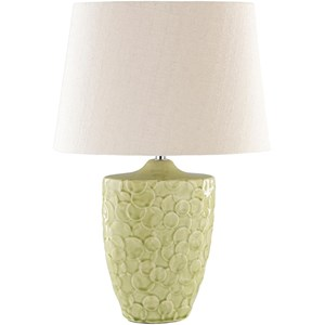 Green Modern Table Lamp