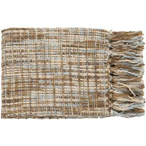 "Surya Rugs Throw Blankets Tabitha 50"" x 60"" Throw"