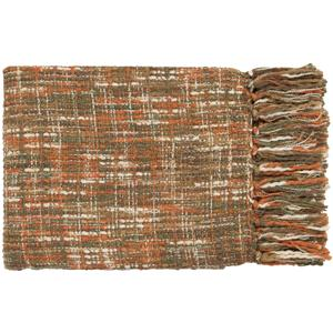 "Surya Throw Blankets Tabitha 50"" x 60"" Throw"