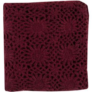 "Surya Throw Blankets Teresa 50"" x 60"" Throw"