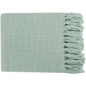 "Surya Throw Blankets Tilda 59"" x 51"" Throw"