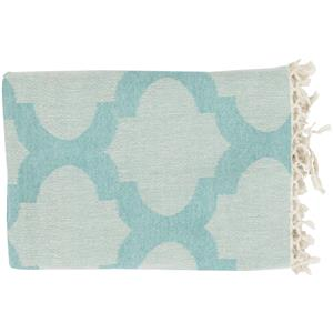 "Surya Rugs Throw Blankets Trellis 50"" x 70"" Throw"