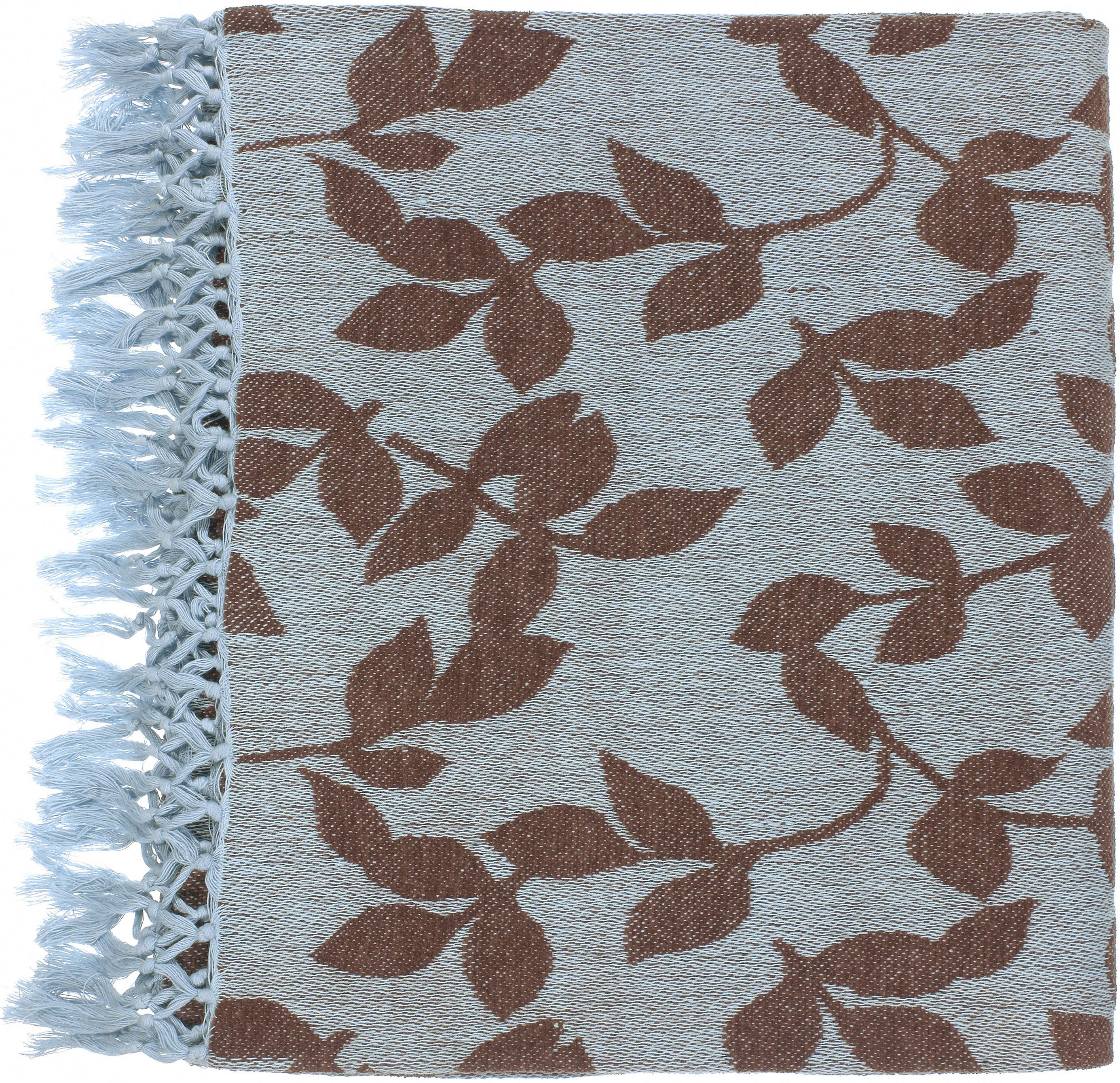 "Surya Throw Blankets Timora 50"" x 70"" Throw - Item Number: TMR2003-5070"