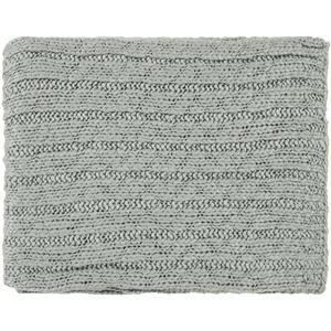 "Surya Rugs Throw Blankets Timothy 50"" x 60"" Throw"