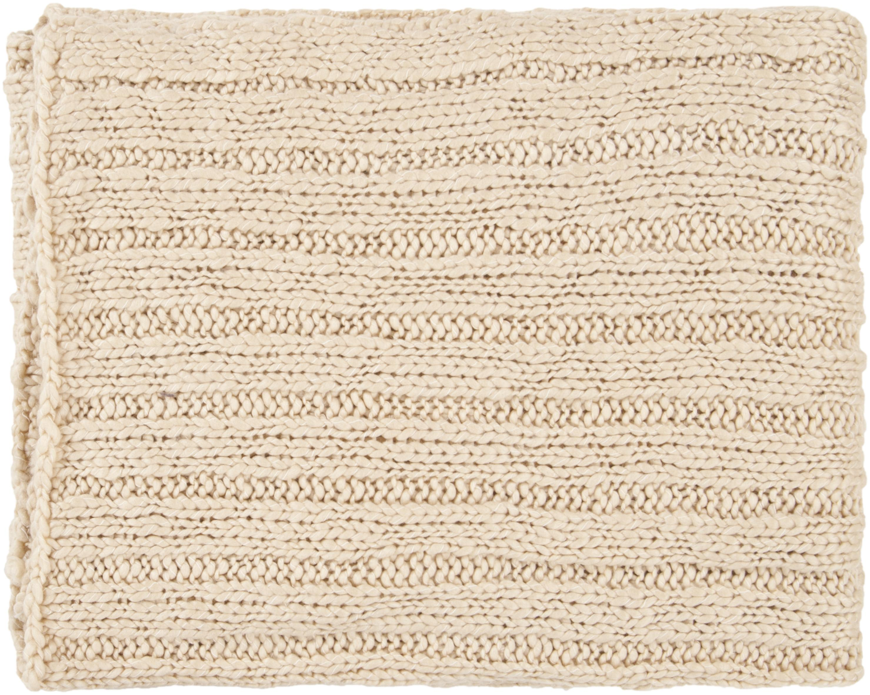 "Surya Throw Blankets Timothy 50"" x 60"" Throw - Item Number: TMT8301-5060"