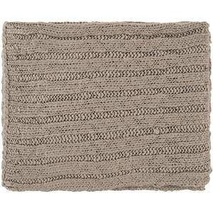 "Surya Throw Blankets Timothy 50"" x 60"" Throw"