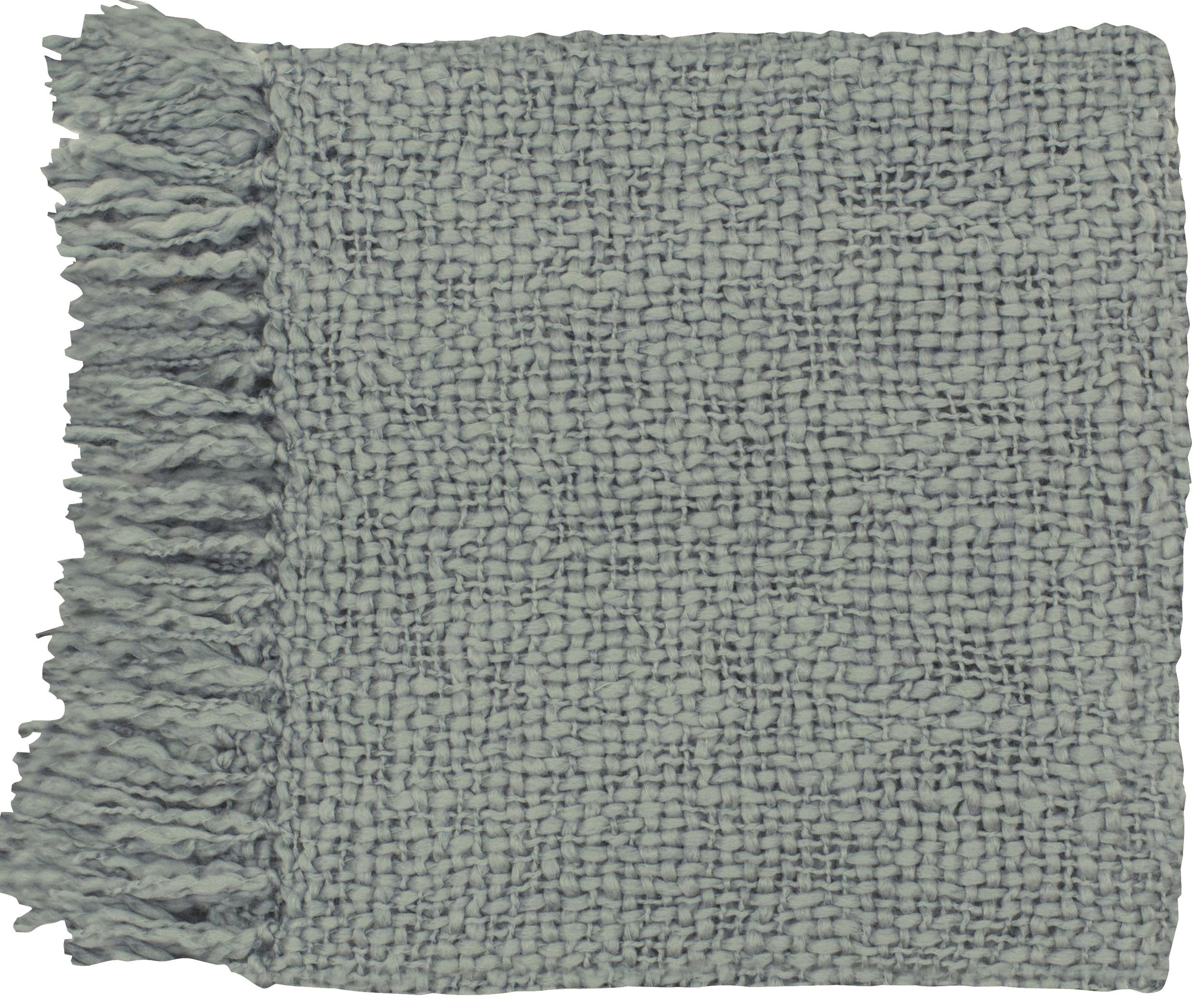 "Surya Rugs Throw Blankets Tobias 51"" x 71"" Throw - Item Number: TOB1003-5171"