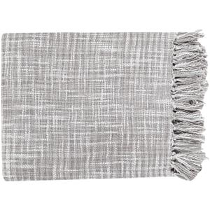 "Surya Rugs Throw Blankets Tori 49"" x 59"" Throw"
