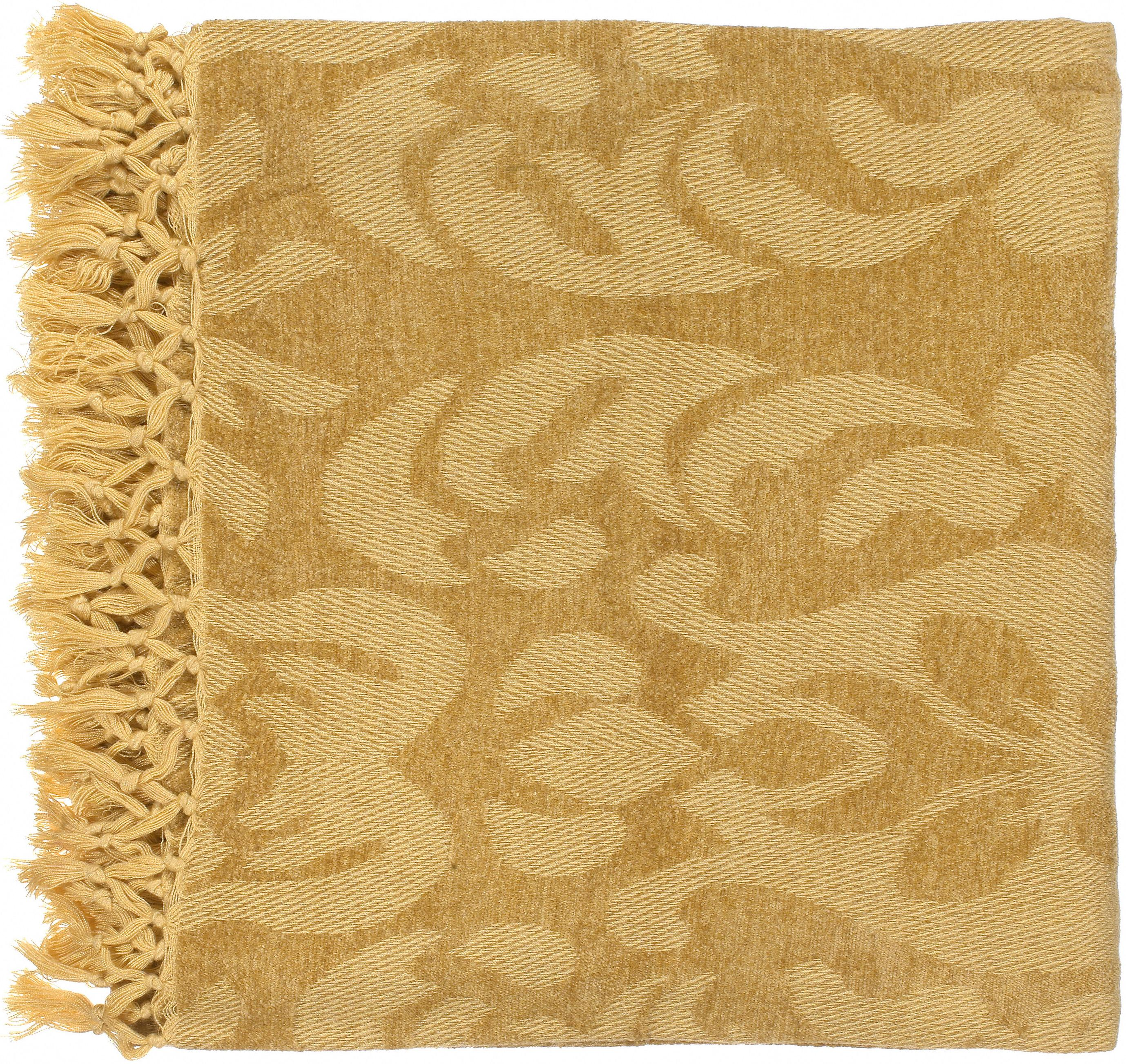 "Surya Throw Blankets Tristen 50"" x 70"" Throw - Item Number: TST2001-5070"