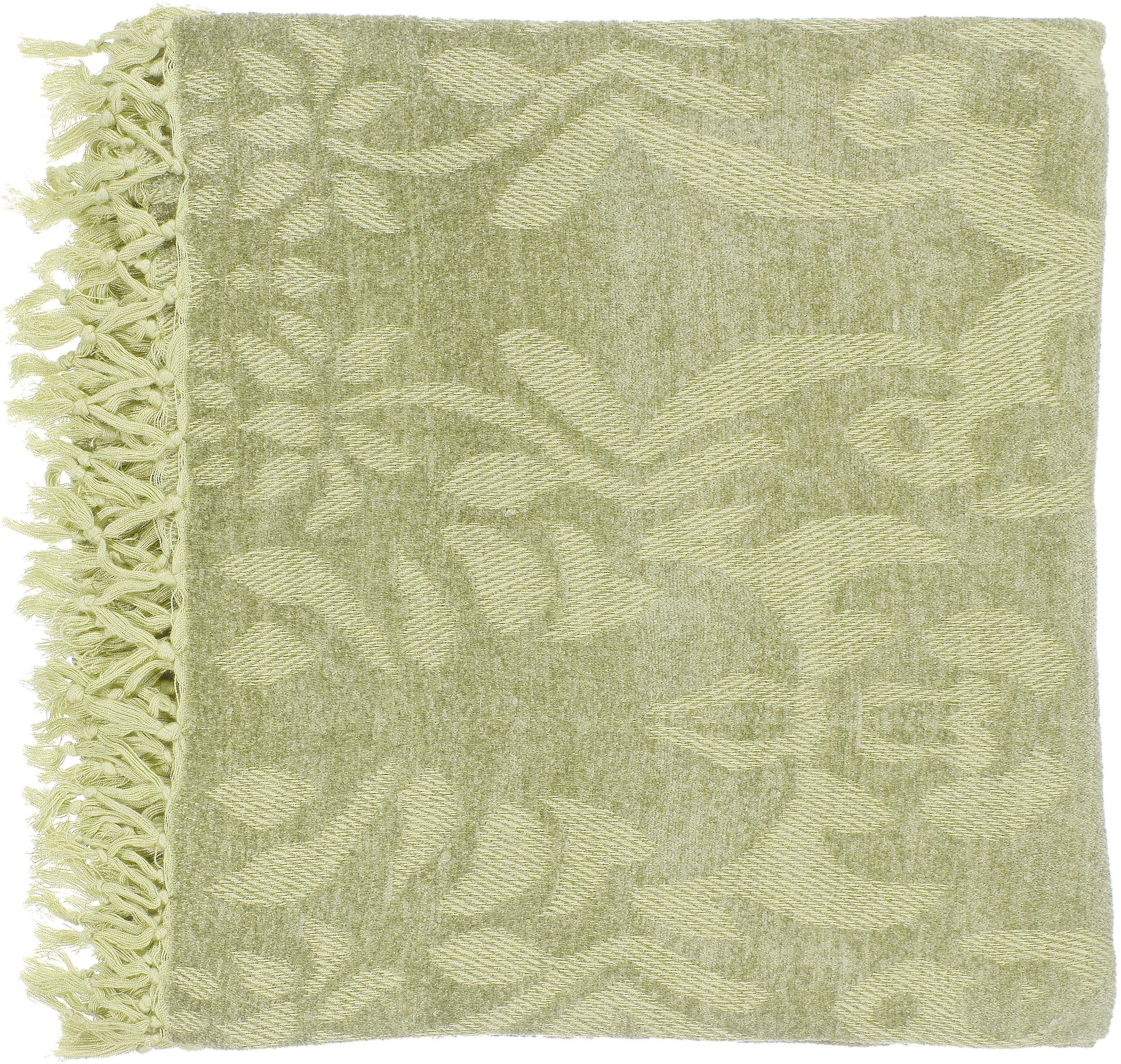 "Surya Throw Blankets Tristen 50"" x 70"" Throw - Item Number: TST2003-5070"