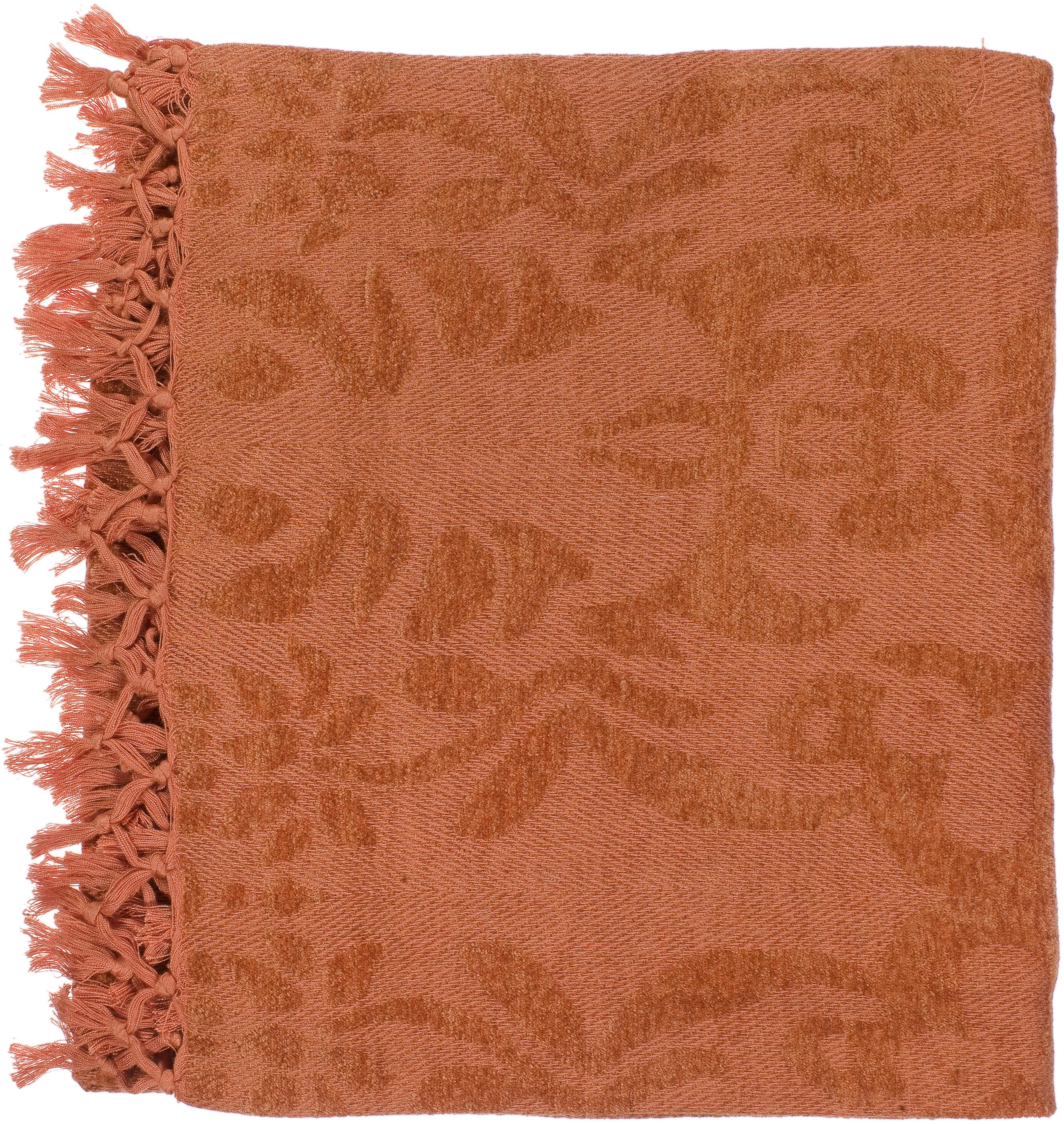 "Surya Throw Blankets Tristen 50"" x 70"" Throw - Item Number: TST2005-5070"