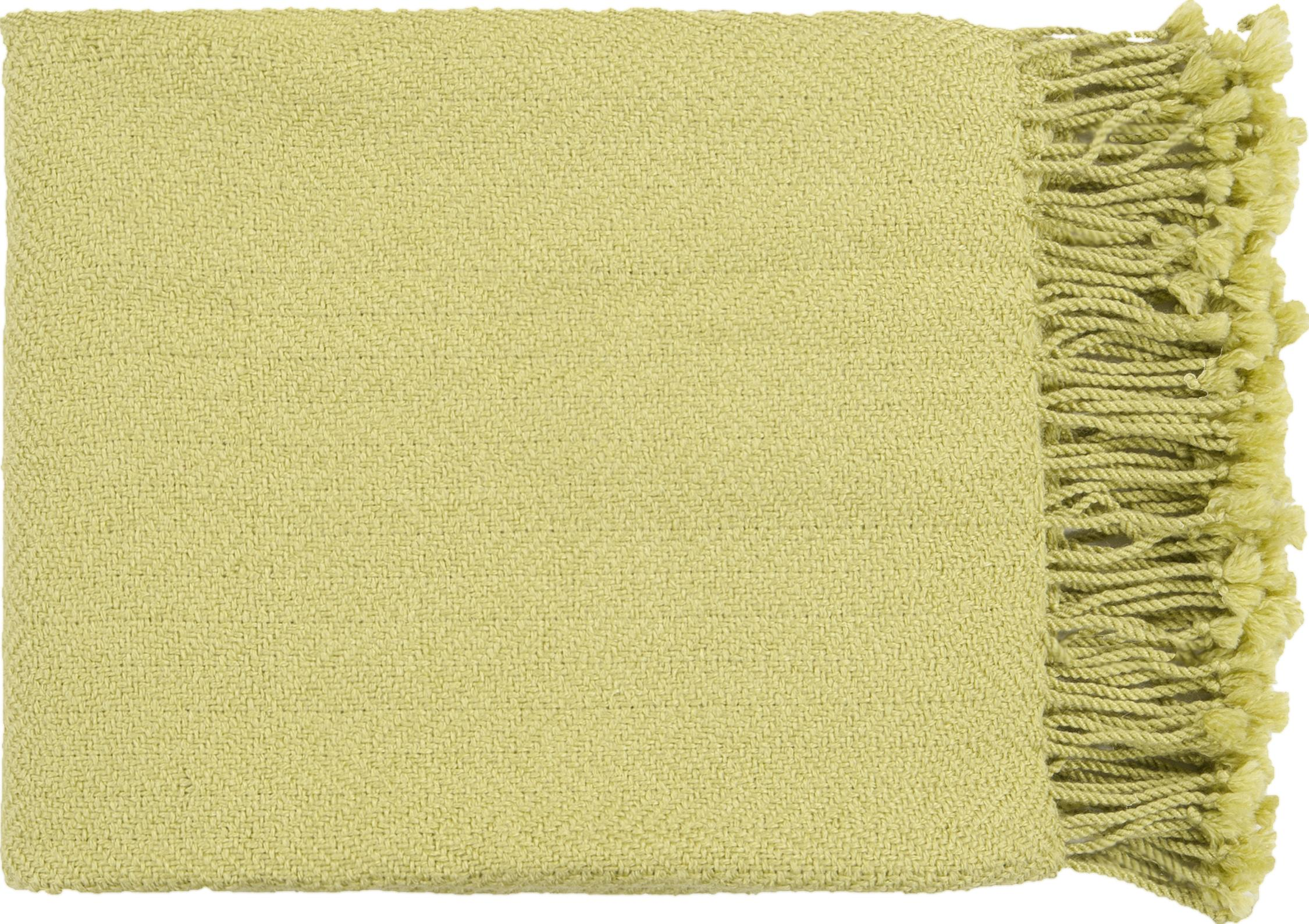 "Surya Throw Blankets Turner 50"" x 60"" Throw - Item Number: TUR8401-5060"