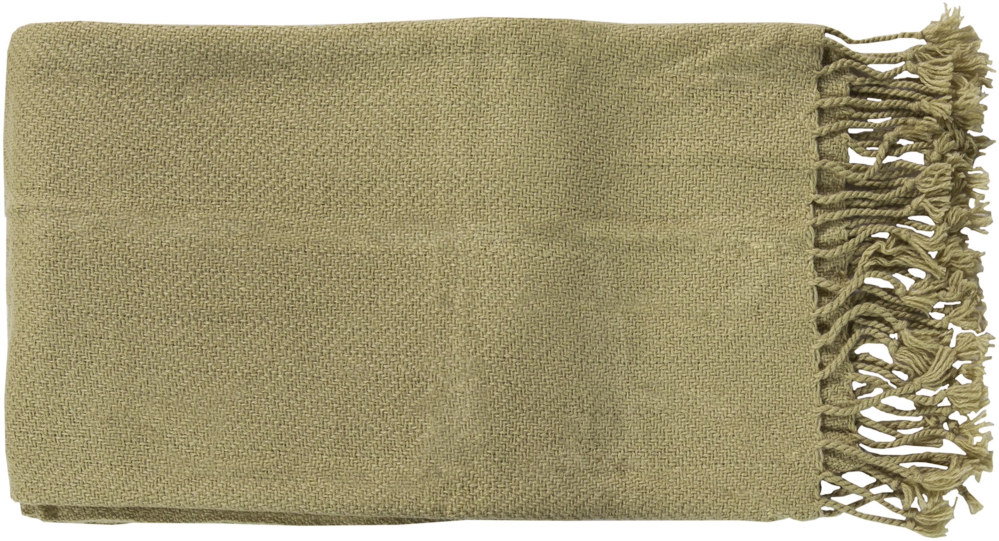 "Surya Throw Blankets Turner 50"" x 60"" Throw - Item Number: TUR8402-5060"