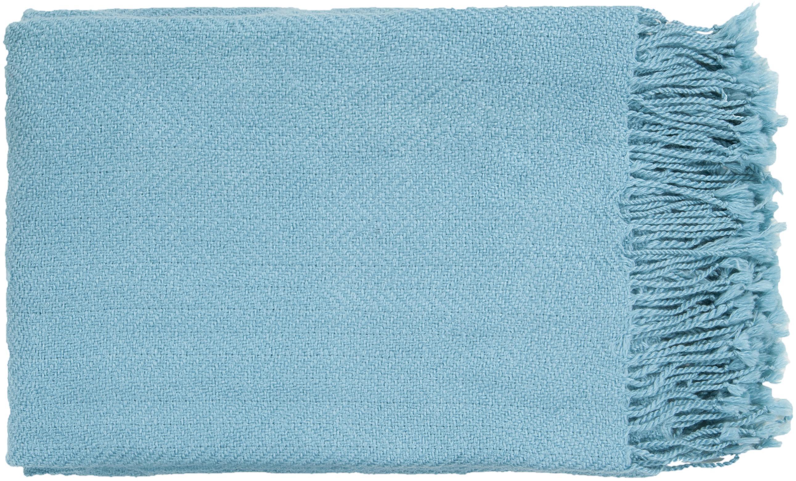 "Surya Throw Blankets Turner 50"" x 60"" Throw - Item Number: TUR8406-5060"