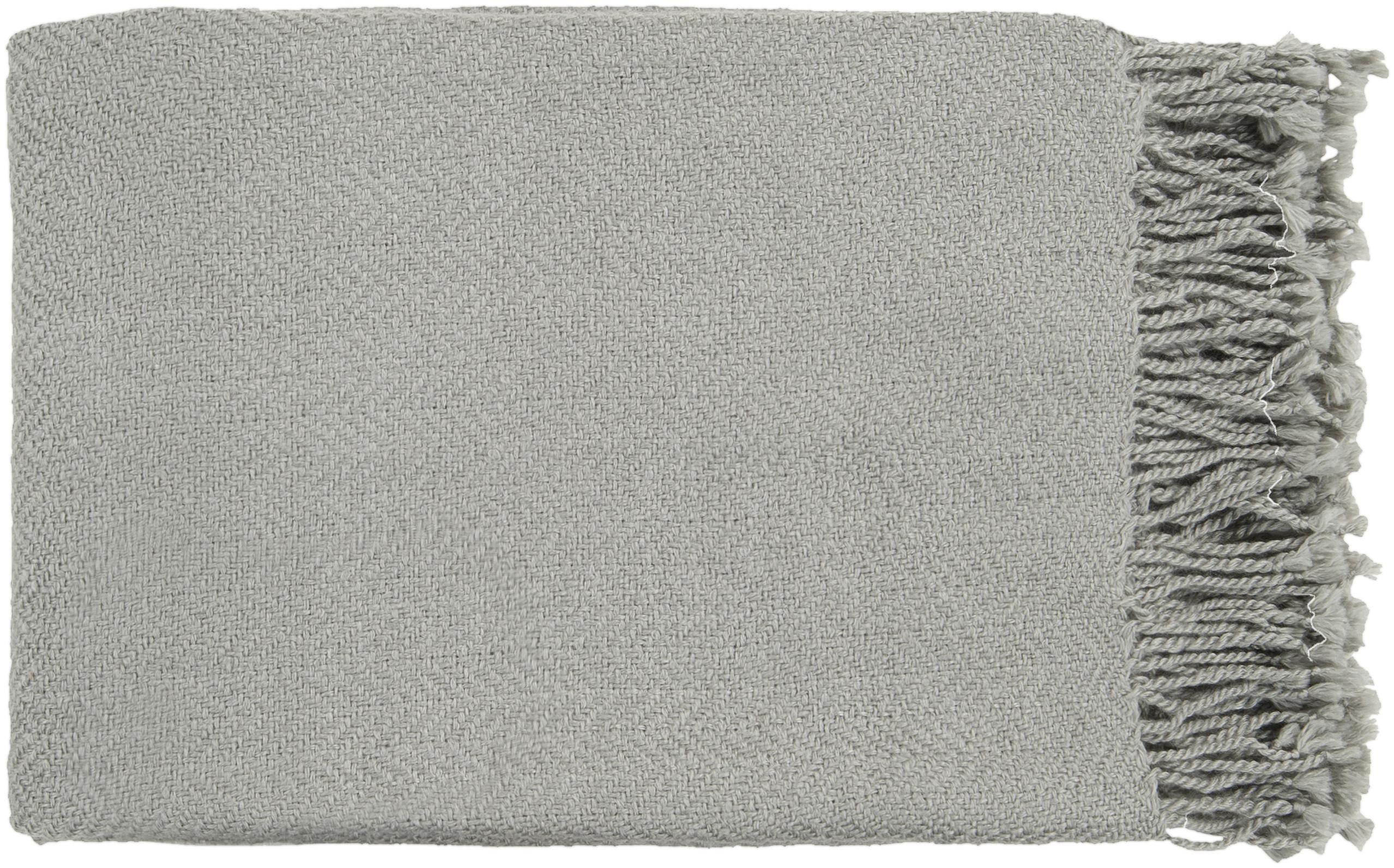 "Surya Throw Blankets Turner 50"" x 60"" Throw - Item Number: TUR8407-5060"