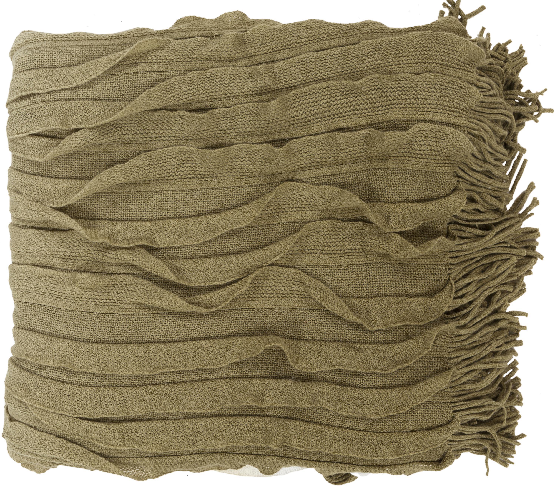 """Surya Throw Blankets Toya 50"""" x 60"""" Throw - Item Number: TYA3005-5060"""