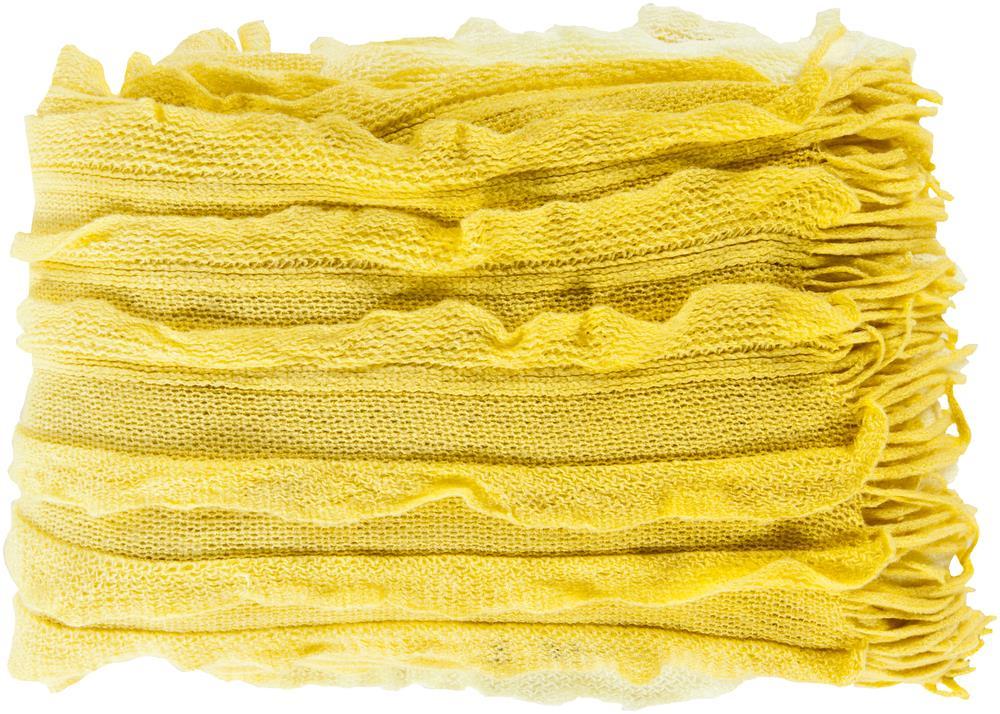 """Surya Throw Blankets Toya 50"""" x 60"""" Throw - Item Number: TYA3006-5060"""