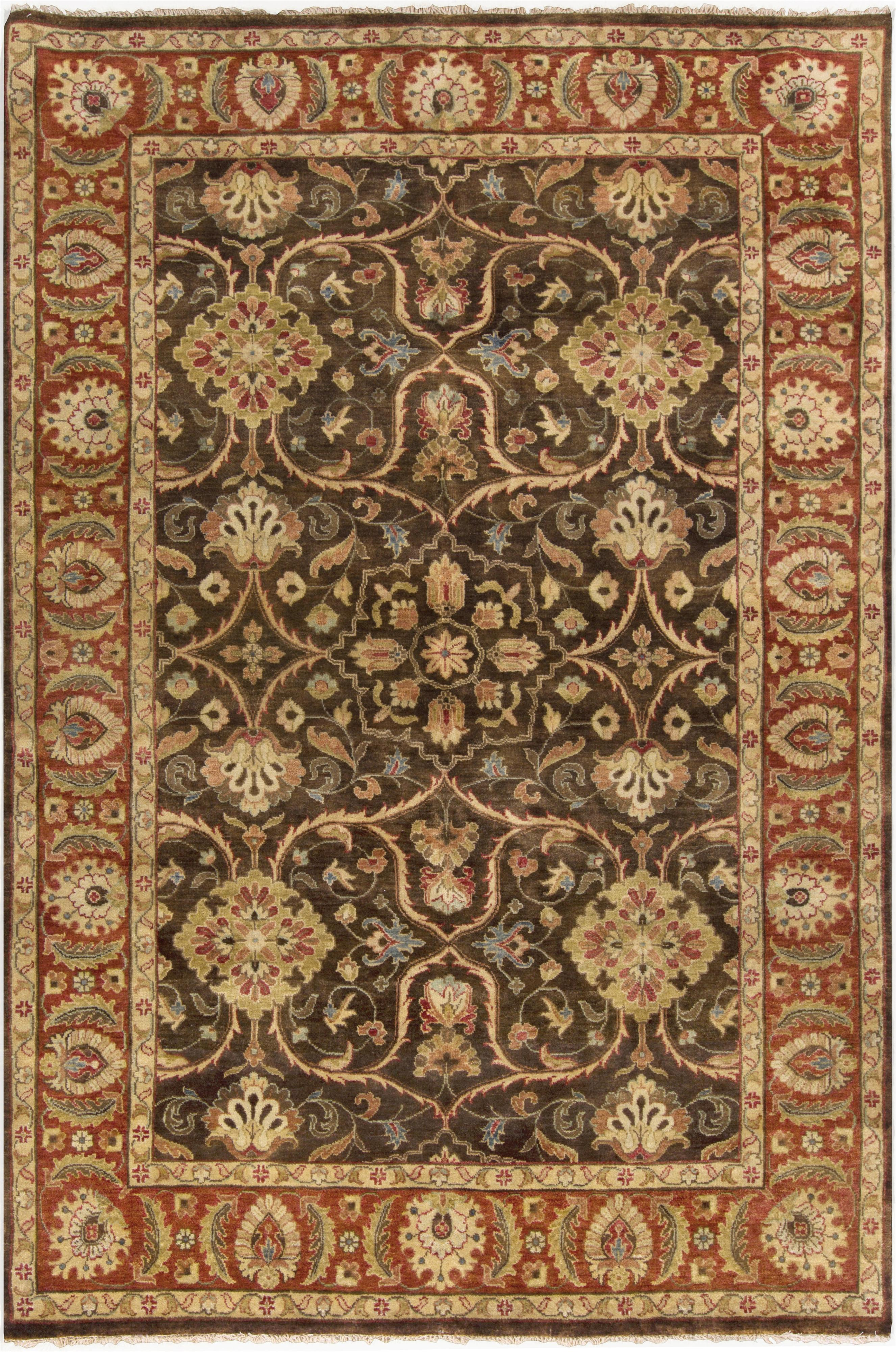 "Surya Rugs Timeless 3'9"" x 5'9"" - Item Number: TIM7920-3959"