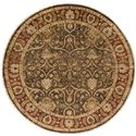 Surya Timeless 8' Round - Item Number: TIM7920-8RD