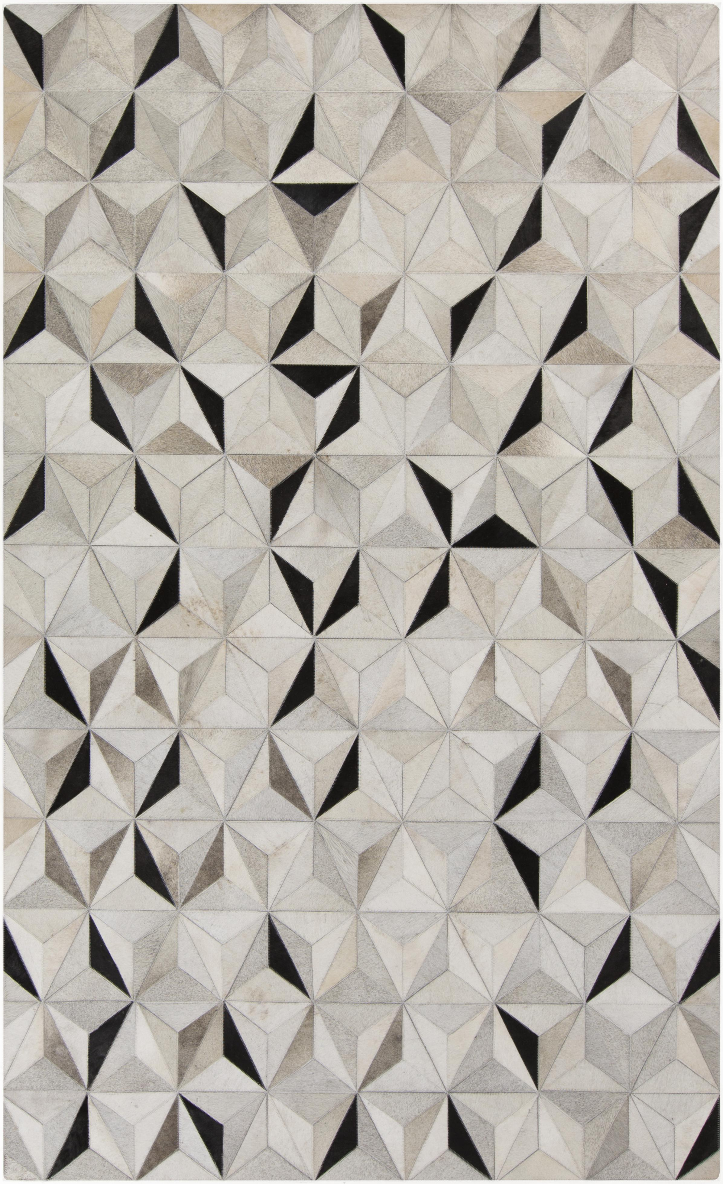 Surya Trail 5' x 8' - Item Number: TRL1128-58