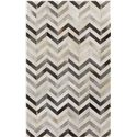 Surya Rugs Trail 8' x 10' - Item Number: TRL1129-810