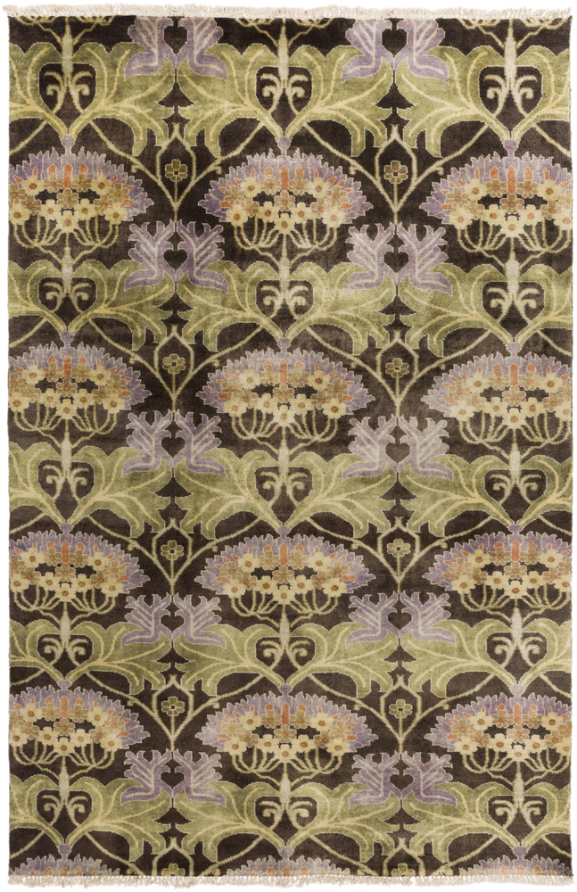 Surya Rugs Uncharted 5' x 8' - Item Number: UND2004-58