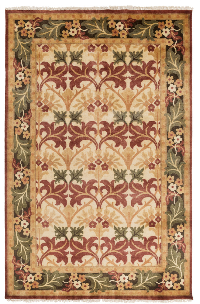Surya Rugs Uncharted 8' x 11' - Item Number: UND2007-811