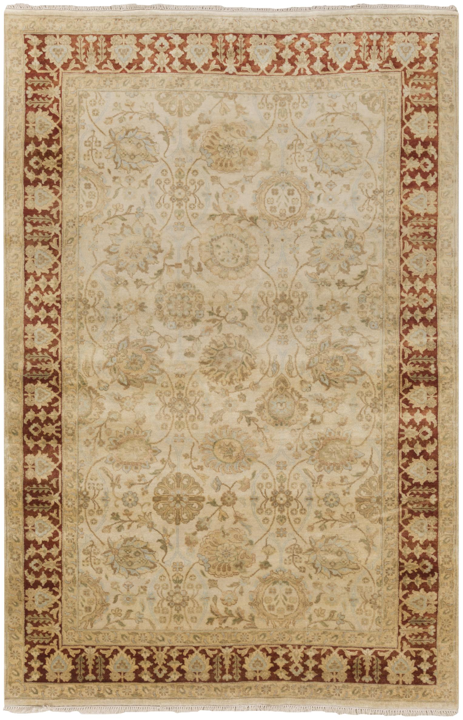 "Surya Victoria 5'6"" x 8'6"" - Item Number: VIC2001-5686"