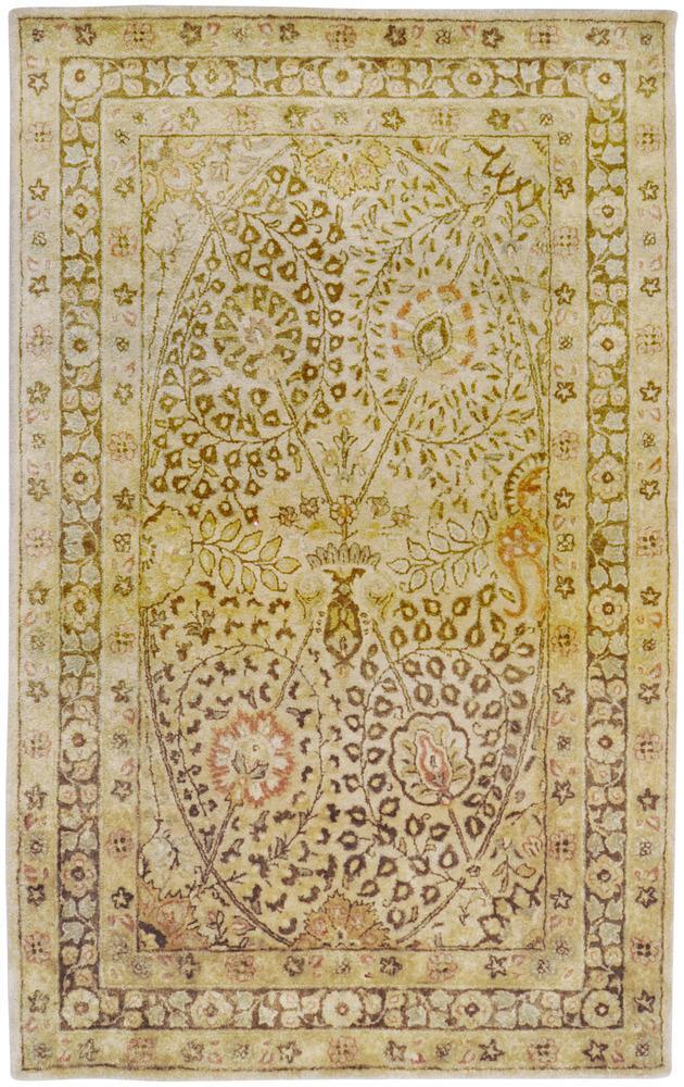 "Surya Vintage 3'3"" x 5'3"" - Item Number: VTG5202-3353"