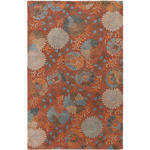 Surya Rugs Vintage 5' x 8'