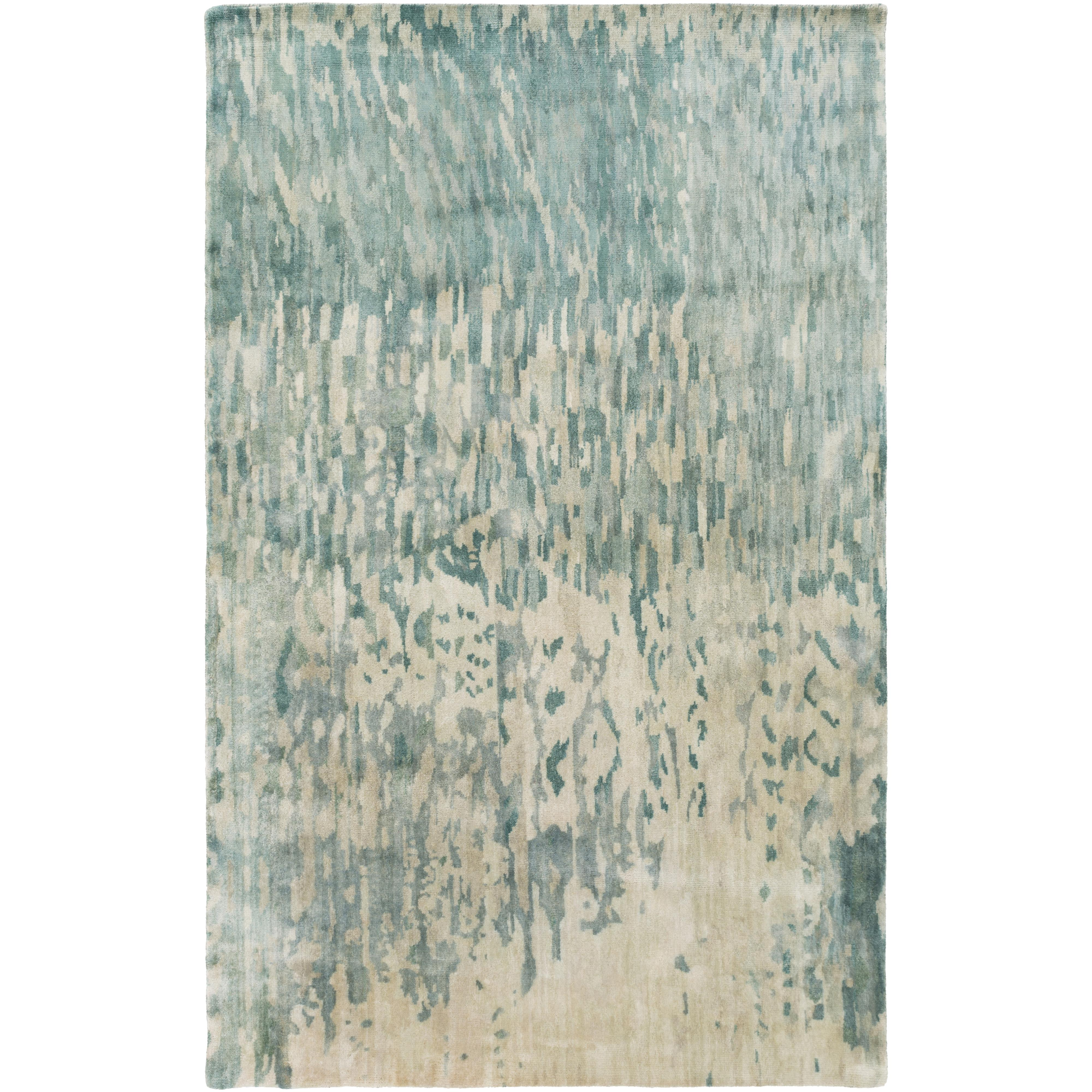 Surya Watercolor 5' x 8' - Item Number: WAT5004-58