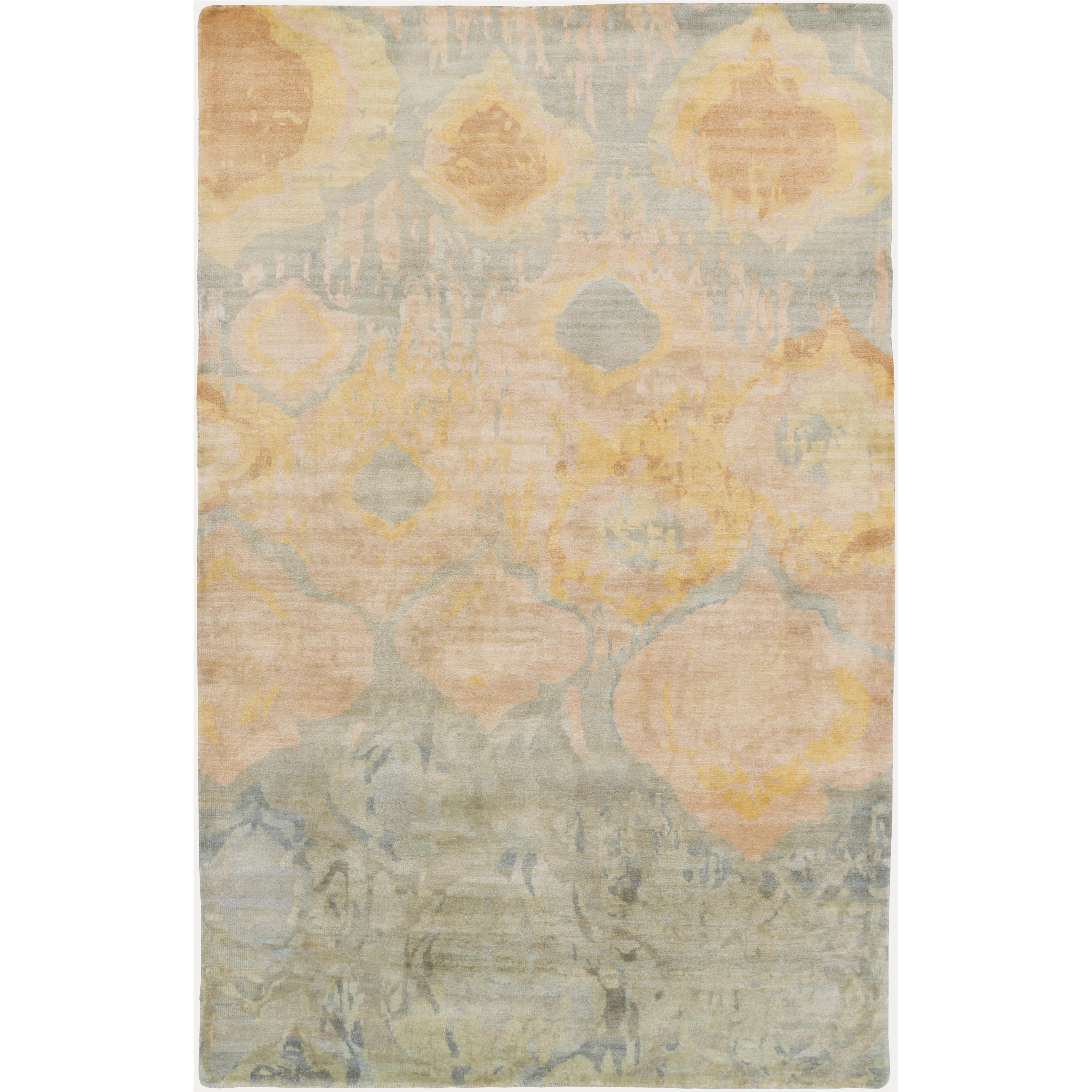 Surya Watercolor 5' x 8' - Item Number: WAT5007-58