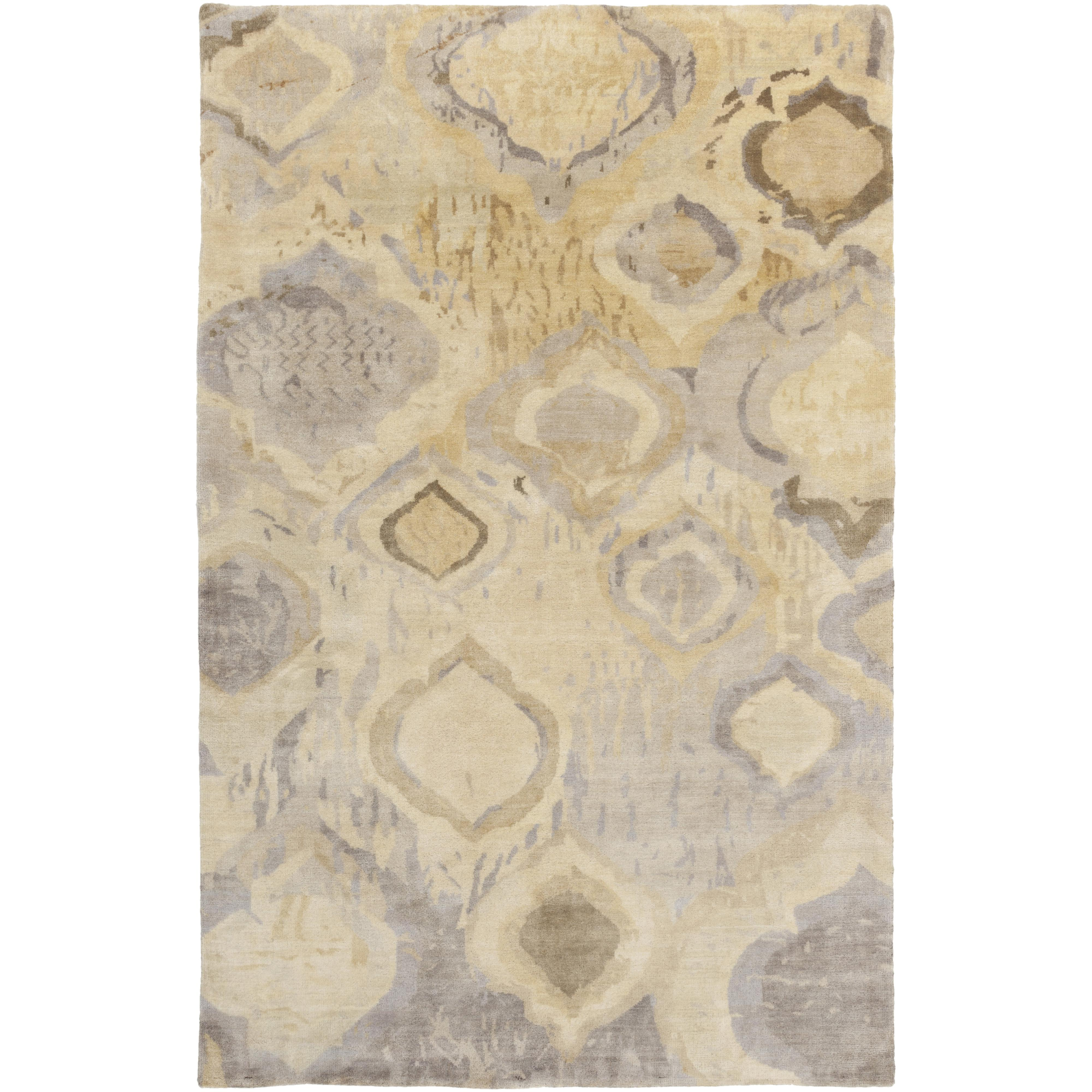 Surya Rugs Watercolor 2' x 3' - Item Number: WAT5010-23