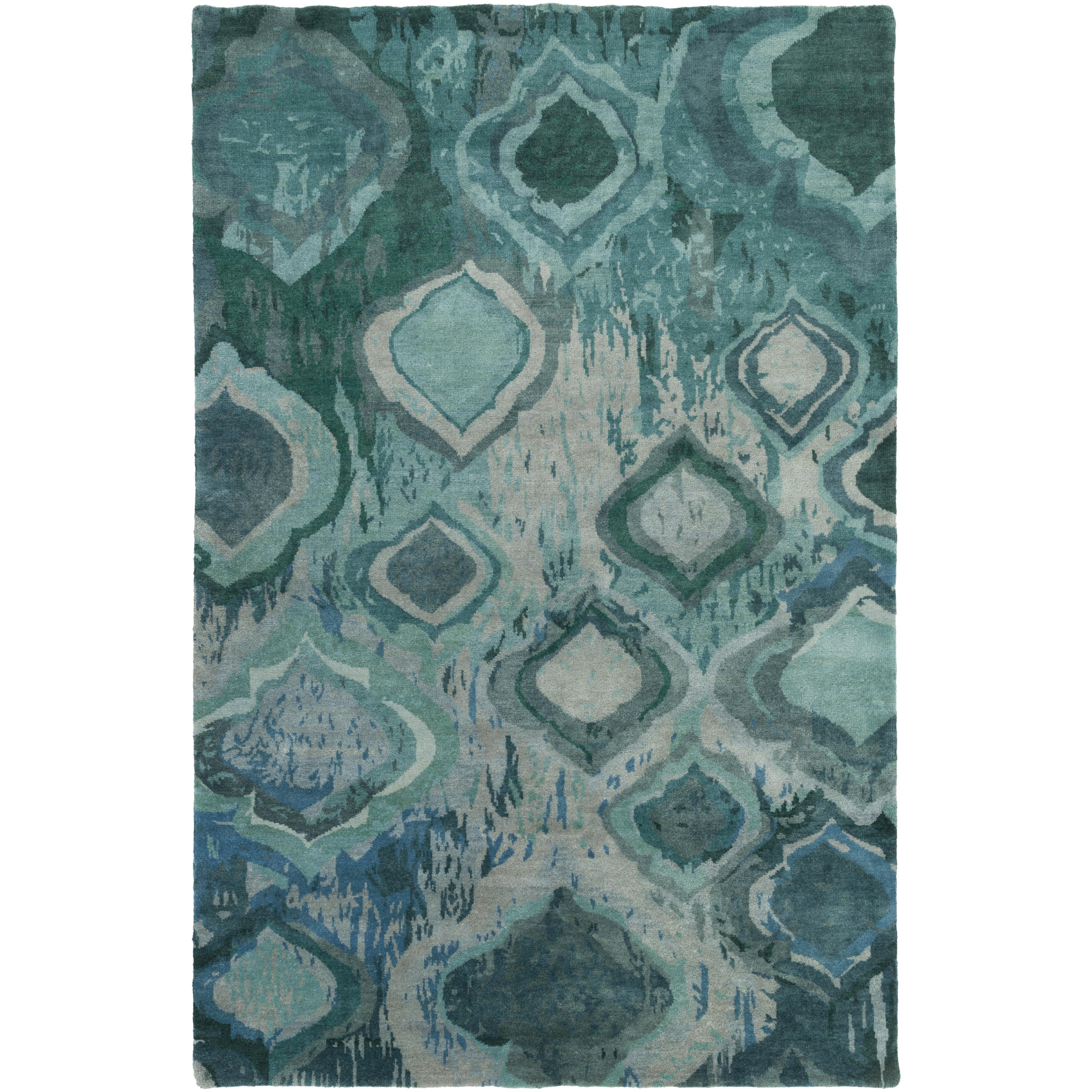 Surya Watercolor 8' x 11' - Item Number: WAT5012-811
