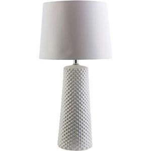 White Coastal Table Lamp