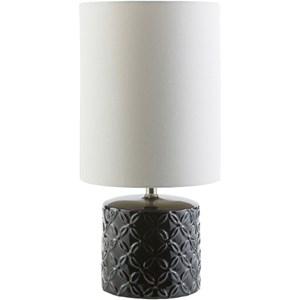 Navy Blue Modern Table Lamp