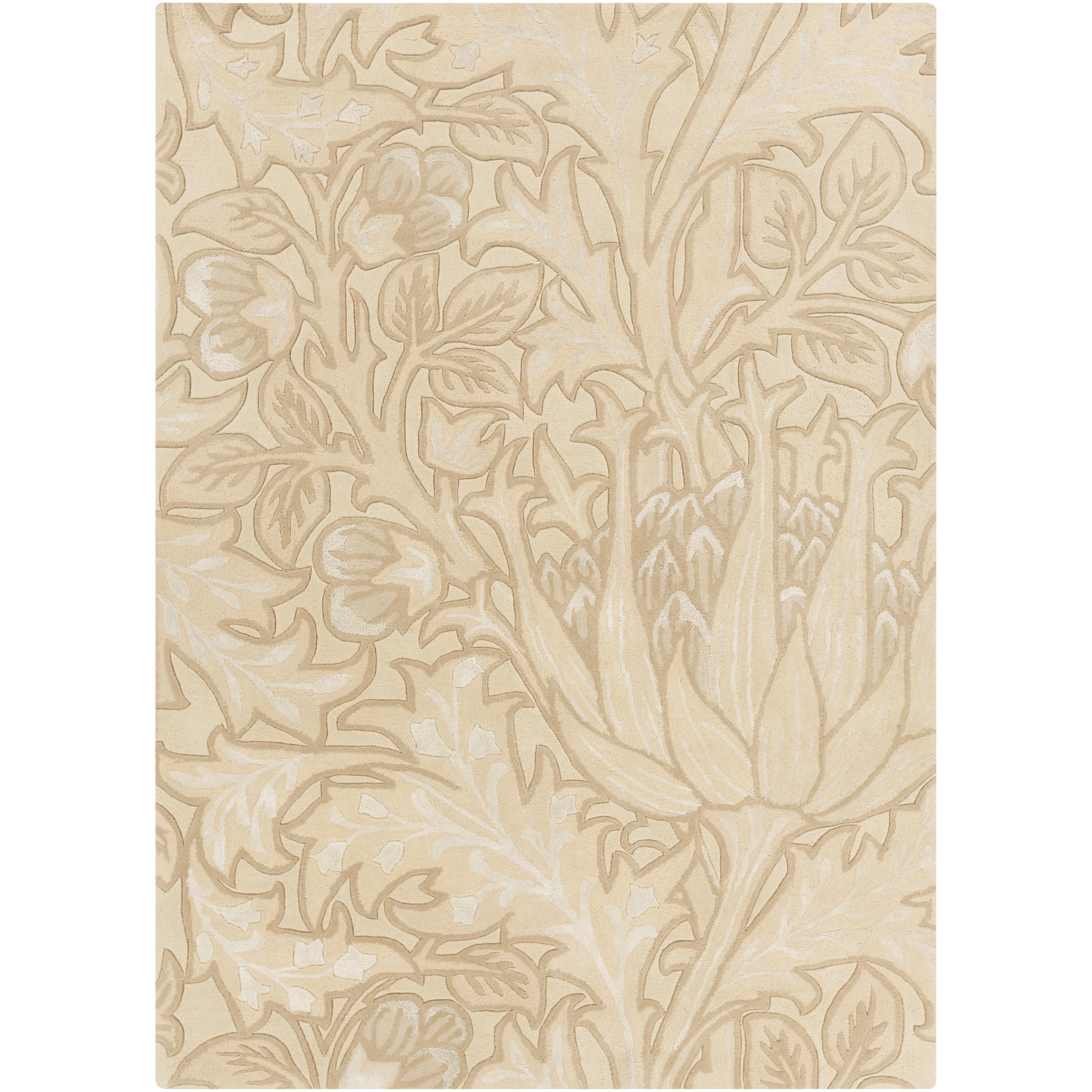 Surya Rugs William Morris 5' x 8' - Item Number: WLM3002-58