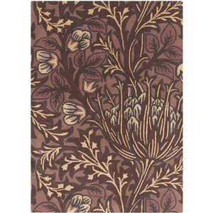 "Surya Rugs William Morris 3'3"" x 5'3"""