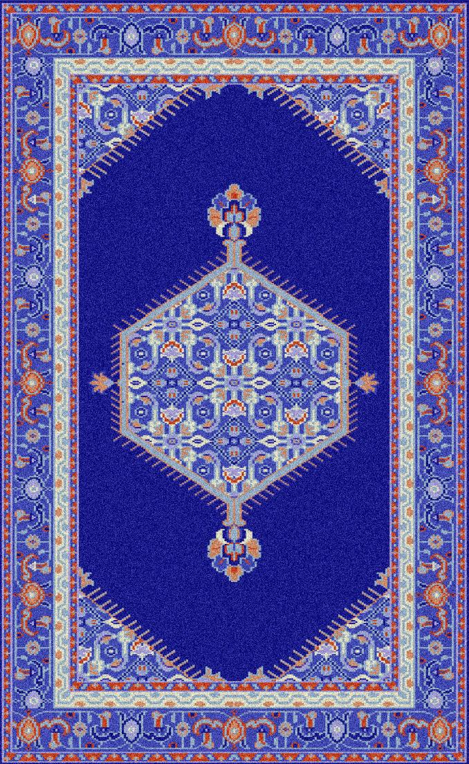 Surya Zahra 8' x 11' - Item Number: ZHA4003-811