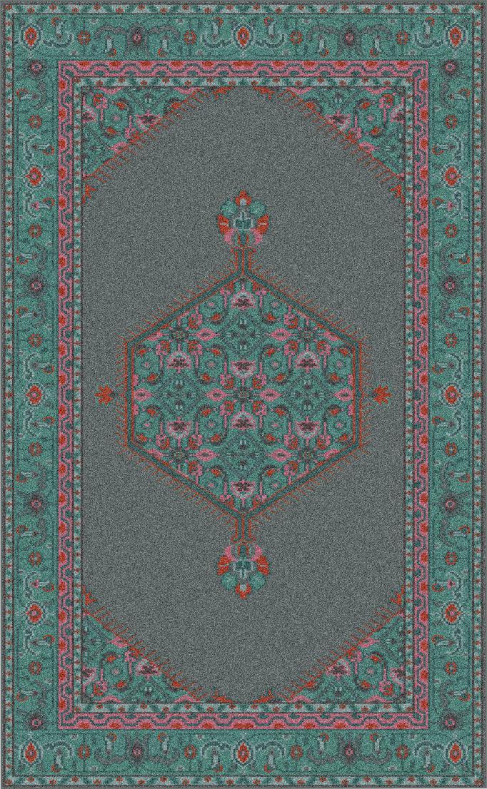 Surya Rugs Zahra 2' x 3' - Item Number: ZHA4006-23