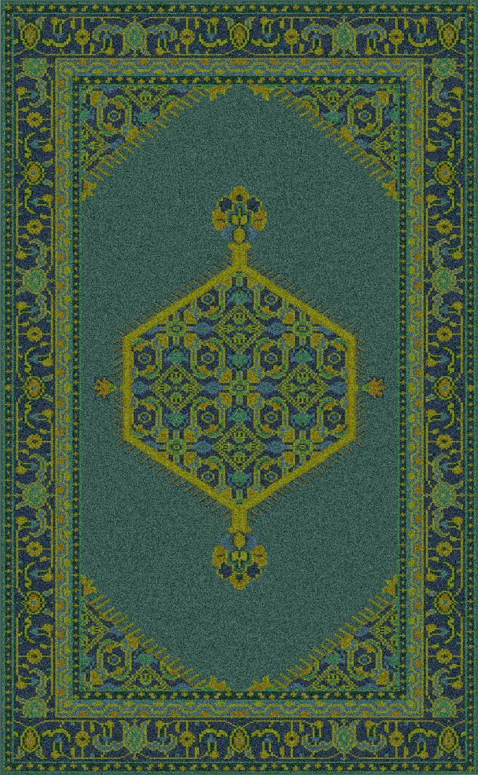 Surya Rugs Zahra 8' x 11' - Item Number: ZHA4027-811