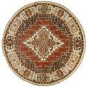 Surya Zeus 8' Round - Item Number: ZEU7800-8RD