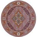Surya Zeus 8' Round - Item Number: ZEU7820-8RD