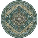 Surya Zeus 8' Round - Item Number: ZEU7822-8RD