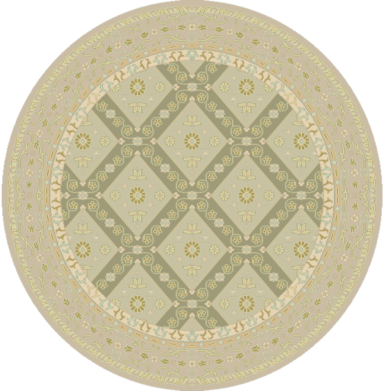 Surya Zeus 8' Round - Item Number: ZEU7826-8RD