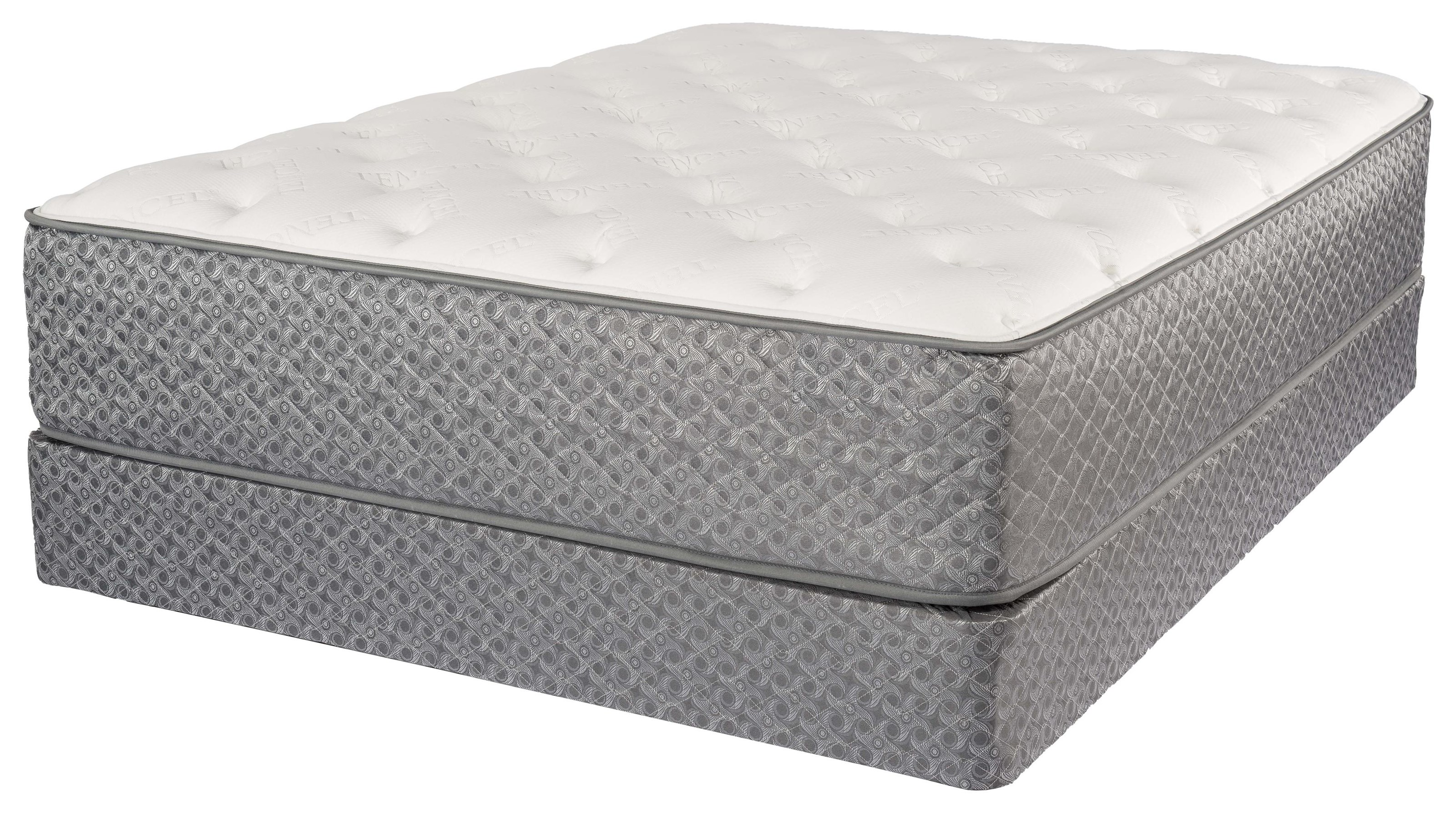 Anniversary KING ANNIVERSARY PLUSH MATTRESS by Symbol Mattress at Furniture Fair - North Carolina
