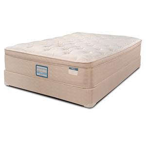 Symbol Mattress Comfort Tech Chateau Pillow Top Mattress